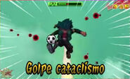 Golpe cataclismo 3DS 2