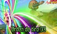 Orden de tiro 03 3DS 3