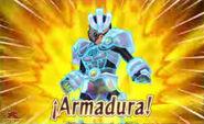 Gargantúa armadura 3DS