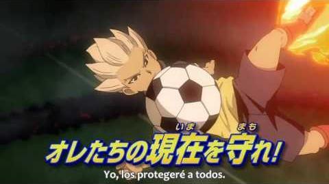 Inazuma eleven - trailer de la pelicula sub español