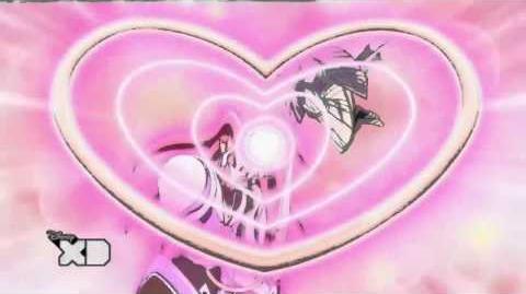Inazuma Eleven GO Chrono Stone Ataque de Corazón
