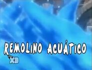 Remolino acuático anime 2
