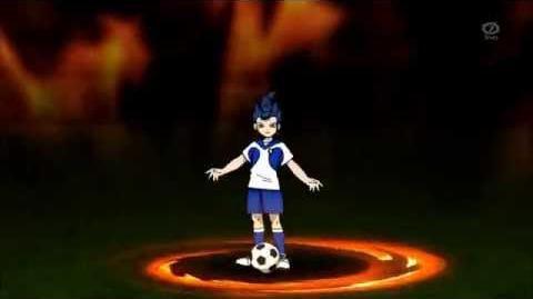 Inazuma Eleven GO Galaxy 3 Devil Burst (デビルバースト)
