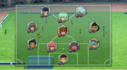 Raimon's formation CS 5 HQ