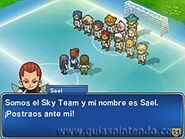 Sky Team videojuego