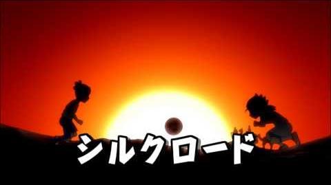 Inazuma Eleven GO Galaxy 16 - Silk Road (シルクロード)