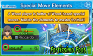 Special move elements tutorial