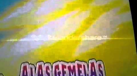 Inazuma Eleven GO Alas Gemelas