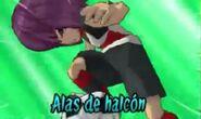 Alas de halcón 3DS 2