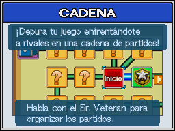 Cadena de Partidos (Tutorial - IE2)