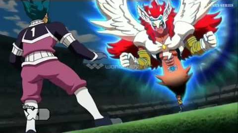 Inazuma Eleven GO Chrono Stone Golpe Justiciero