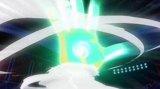 Yuujou no God Hand Mano Celestial de la Amistad Inazuma Eleven Orion no Kokuin