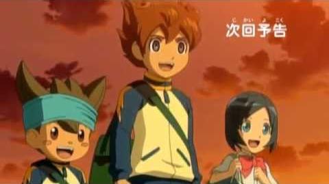 Inazuma Eleven GO Chrono Stone Episode 51 イナズマイレブンGo クロノ・ストーン 51