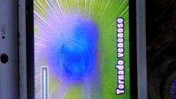 Tornado Venenoso (Regate) - Inazuma Eleven