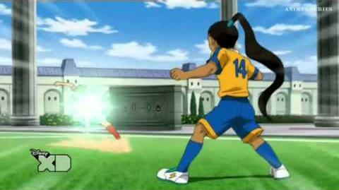 Inazuma Eleven GO Chrono Stone Nuevo Ritmo Agresivo