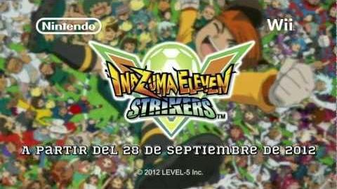 Inazuma Eleven Strikers - Trailer Español