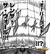 Muro Ascendente (AO Manga)