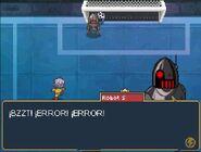 Robot S gol