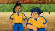 Sakamoto en Raimon