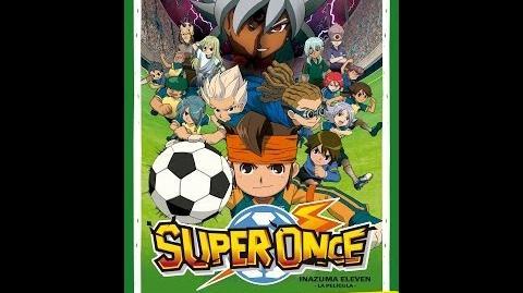 Super Once El juego final-Inazuma Eleven- SOLO EN CINES!