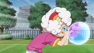 Tiro del Arcoiris de Burbujas HD2