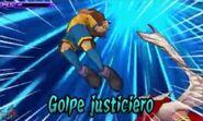 Golpe justiciero 3DS 5
