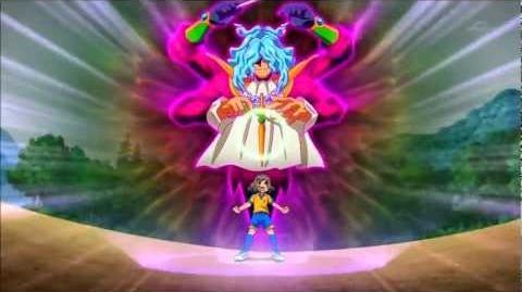 Inazuma Eleven GO Chrono Stone 13 - Youki Kamaitachi