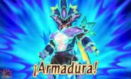 Modo Armadura de Shinen no Agirausu (VJ)