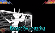 Recepción Negativa (3DS)