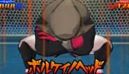 Cabezazo Volcánico 3DS 6