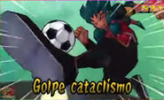 Golpe cataclismo 3DS 3