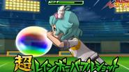 Tiro del arcoiris de burbujas juego 2