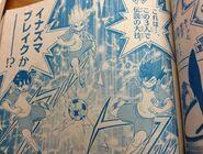Ruptura Relampago (Manga Especial)
