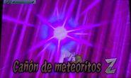 Cañón de meteoritos GO 2