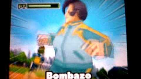 Inazuma Eleven 1-Bombazo