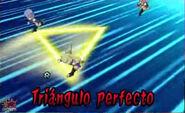 Triángulo perfecto 3DS 4