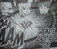 Remate caotico manga
