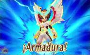 Archipegaso armadura 3DS