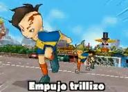 Empuje Trillizo 1