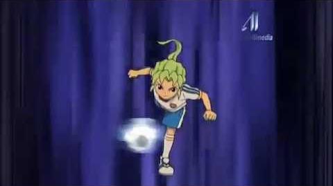 Inazuma Eleven - Astro Remate (Jordan Greenway)