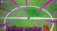 Aguijones escarlata 3DS 10