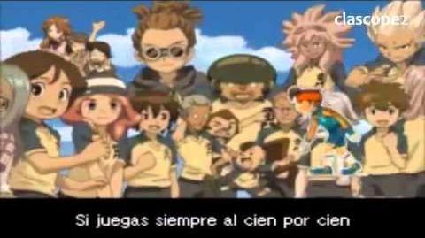 Inazuma Eleven 2 Ventisca Eterna Opening Español