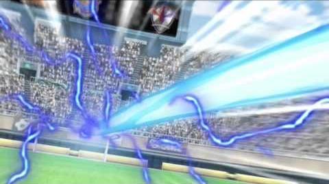 Inazuma eleven Bestia del Trueno
