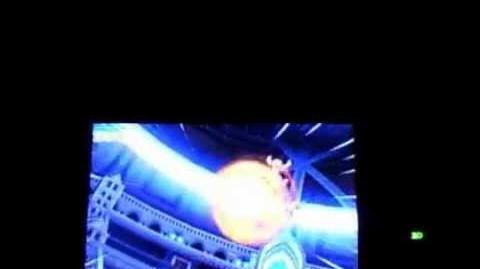Inazuma Eleven GO 2 Chrono Stone 3DS - Fire Tornado TC(ファイアトルネードTC)