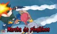 Marcha de pingüinos 6