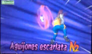 Aguijones escarlata 3DS 1