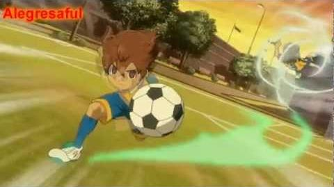 Inazuma Eleven GO - Soyokaze Suteppu (そよかぜステップ) HD