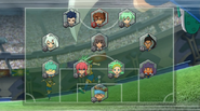 Raimon's formation CS 6 HQ 3