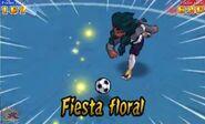 Fiesta floral 3DS 4
