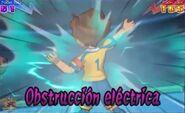 Obstrucción eléctrica 3DS 5